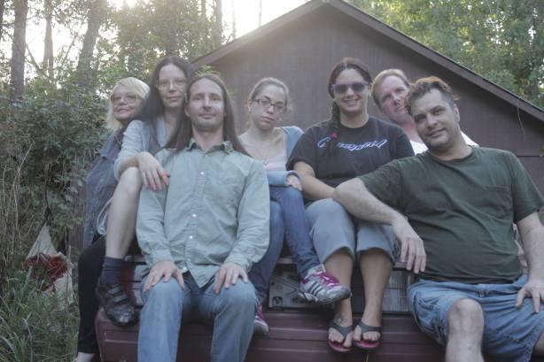 Virginia Jasper, Shiva Rodriguez, Garith Pettibone, Cat Epstein, Nicole Sweeney,  Chris Morrissey, and Duckie Rodroguez. .